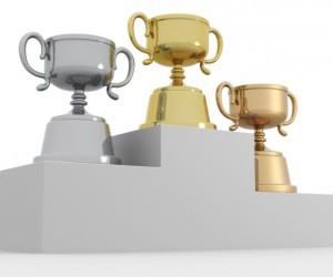 Winners' platform