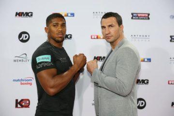 RTL Boxen: Joshua vs. Klitschko Die Weltmeisterschaft im Schwergewicht