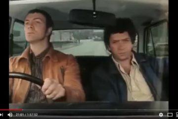 """Retro TV-Tipp aus UK: """"Die Profis"""""""